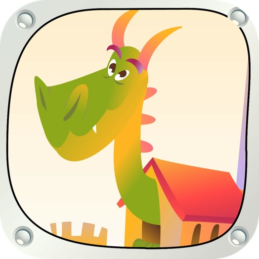 High medieval castle dragon PRO -  make the highest tower in the shortest time and conquer the dragon at the castle