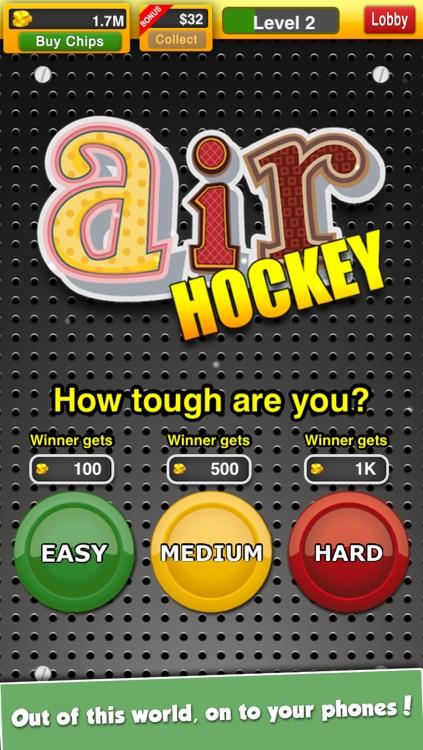 Air Hockey : Best & Super screenshot-4