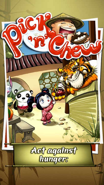 Pick'n'Chew screenshot-0