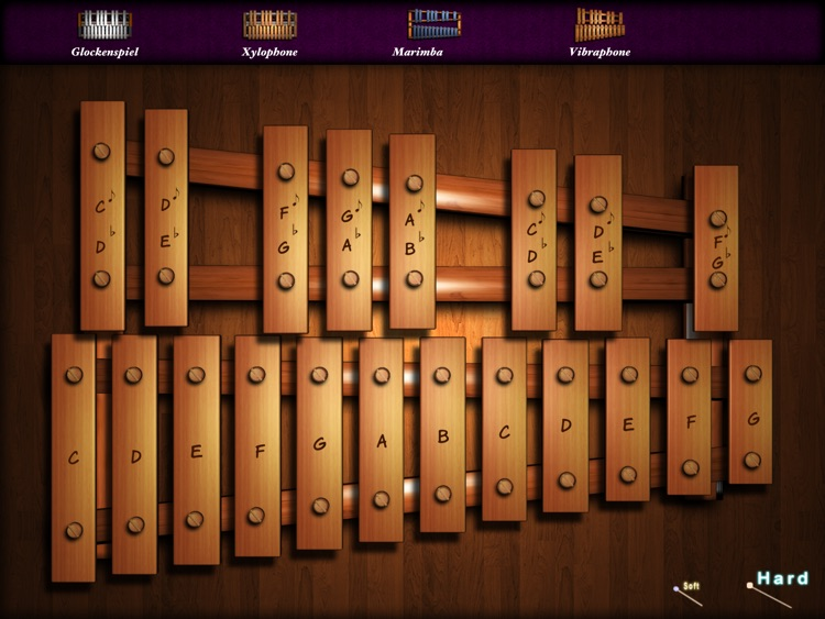Xylophones HD screenshot-4