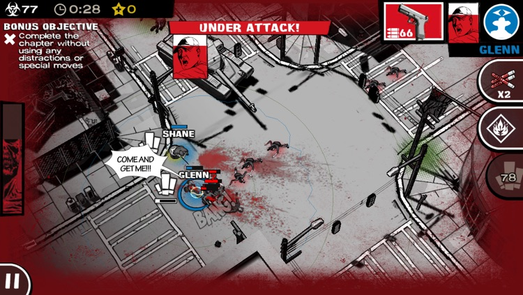 The Walking Dead: Assault screenshot-3