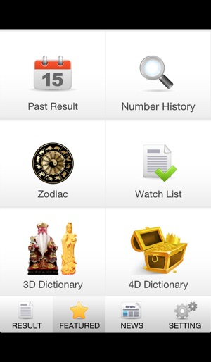 FattChoi 4D (MY & SG) on the App Store