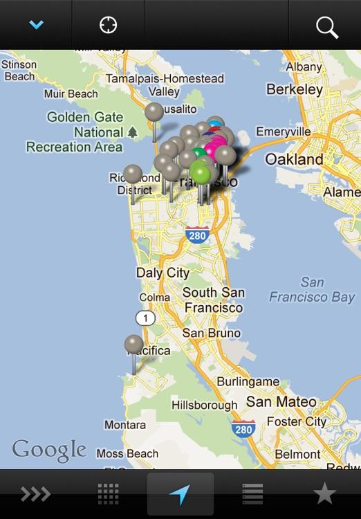 San Francisco: Wallpaper* City Guide screenshot-3