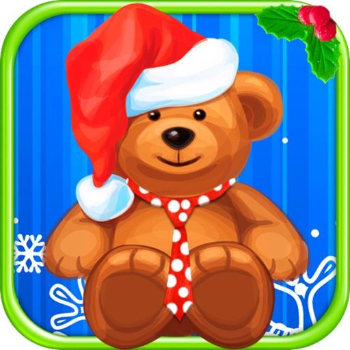 A Christmas Bear: Dress Up FREE