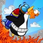 Super Jetpack Penguin icon