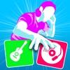 Music Quiz - True or False Trivia Game