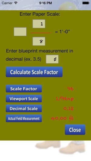 Autocad scale factor full version on the app store malvernweather Choice Image