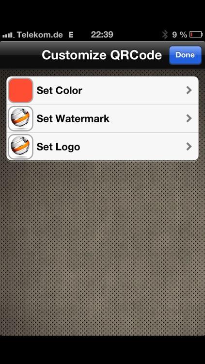 QR Coder Universal screenshot-3