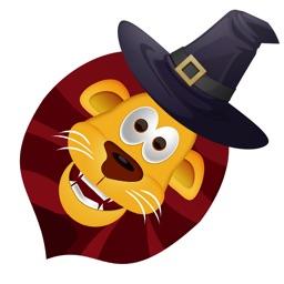 Word Finder Halloween