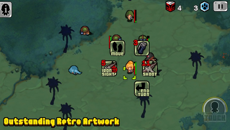 Army Wars Tactics screenshot-4