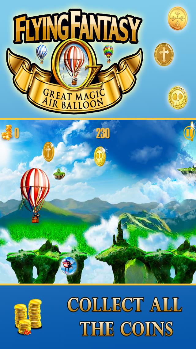 オズフライングファンタジー - グレートレースゲーム魔法の熱気球でのおすすめ画像4