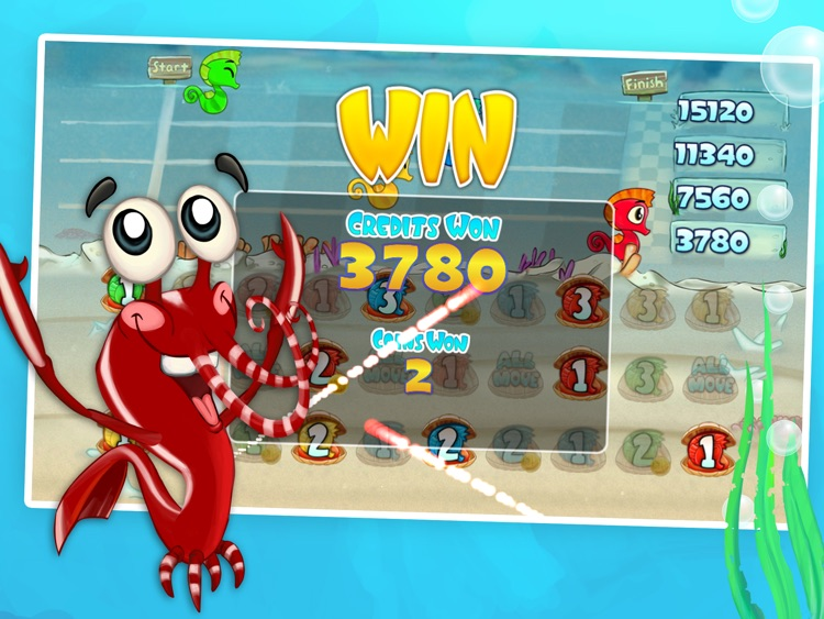 Fishy Slots HD Fun screenshot-3