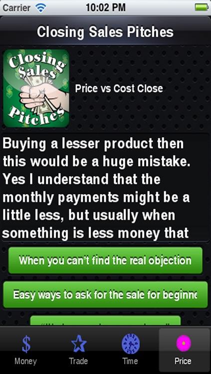 Sales Closing Pitches screenshot-3