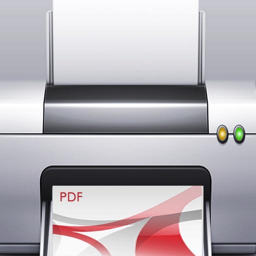 PDF Print Driver for iPad