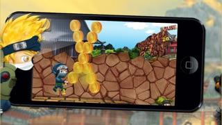 忍者一族と木の葉忍者対木の葉敵侍HD - 無料ゲーム!のおすすめ画像4