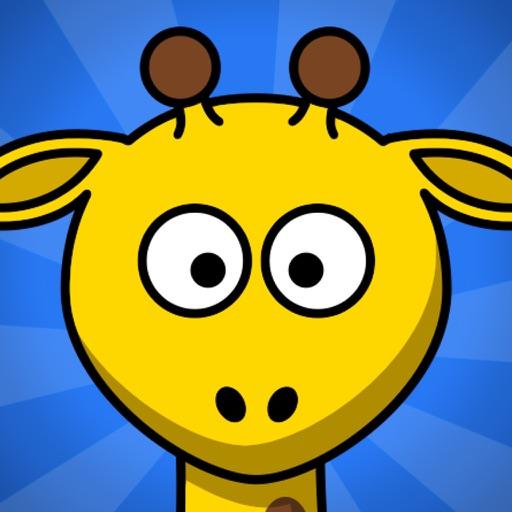 Sneaky Giraffe - Мило и весело жираф рефлекс приключение