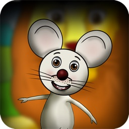 Lion and Mouse Interactive Storybook iPad version