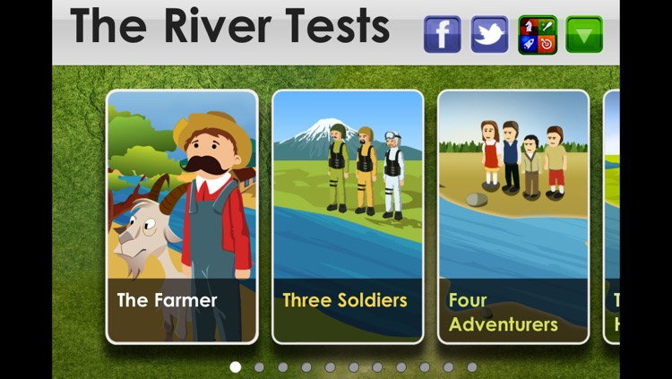The River Tests