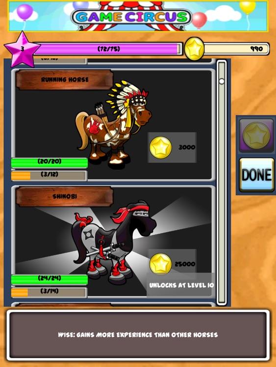 Horse Frenzy for iPad screenshot-3