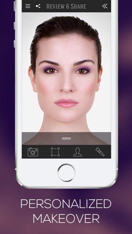 Virtual Makeup Artist Premium screenshot-0