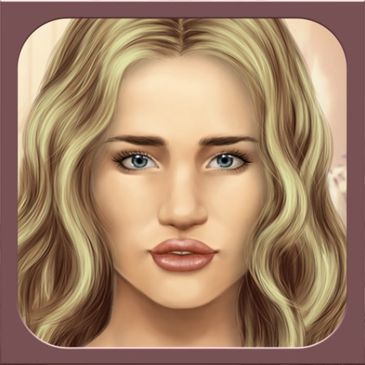 True Make Up Game: Rosie Huntington Edition