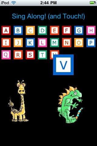 Infant Arcade: Alphabet Creatures LITE