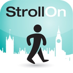StrollOn London; Your Personal Audio Guide
