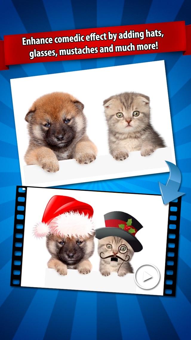 iFunFace Pro - Create Funny HD Videos From Photos, Fun FaceCaptura de pantalla de4