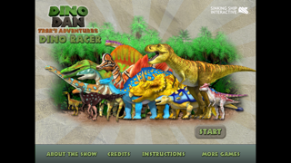 Dino Dan: Dino Racerのおすすめ画像5