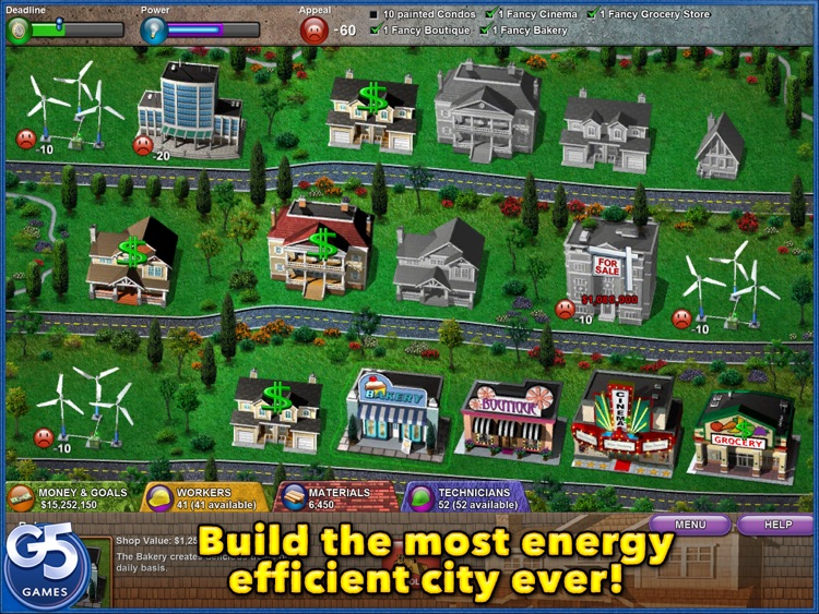 Build-a-lot 4: Power Source HD (Full) screenshot-4