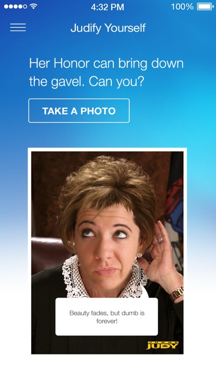 Judge Judy screenshot-4