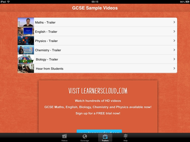 GCSE Chemistry: Revision Videos screenshot-2