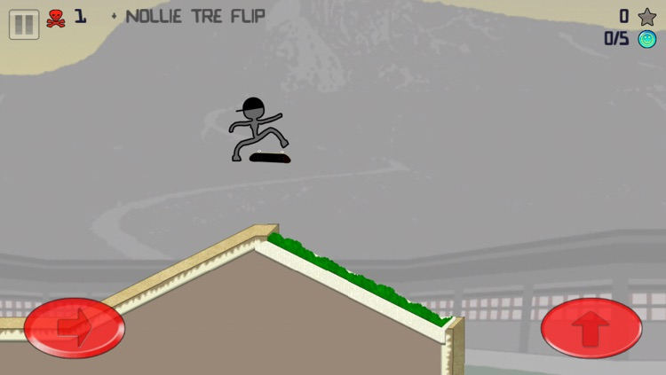 Stickman Skater screenshot-4