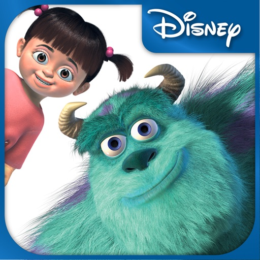 Monsters, Inc. Storybook Deluxe
