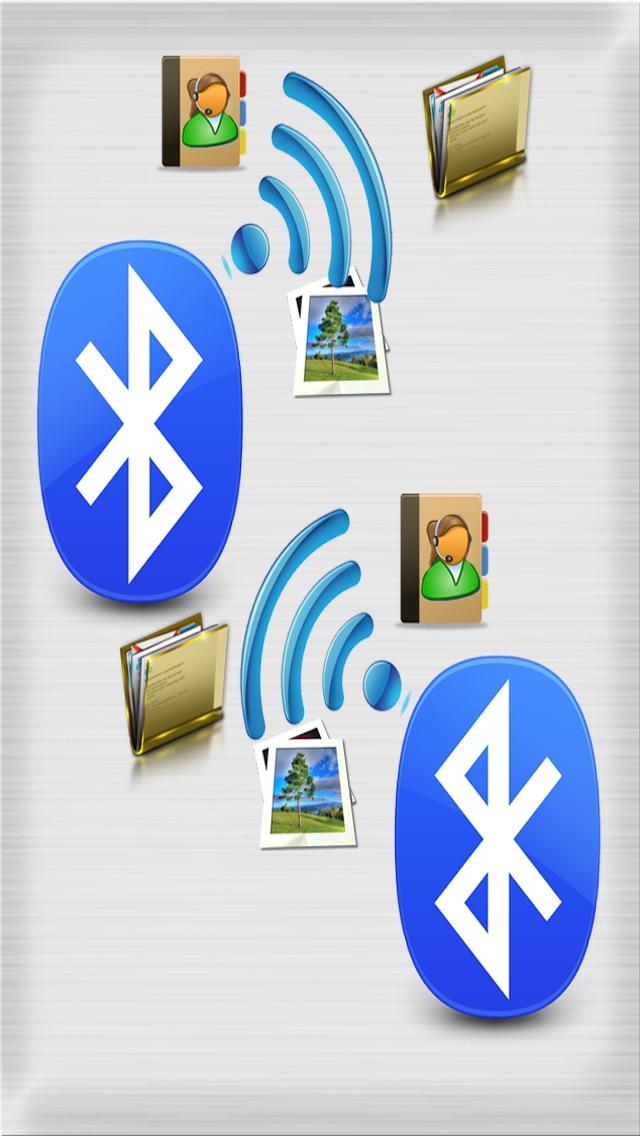 Bluetooth Share HD Lite Скриншоты4
