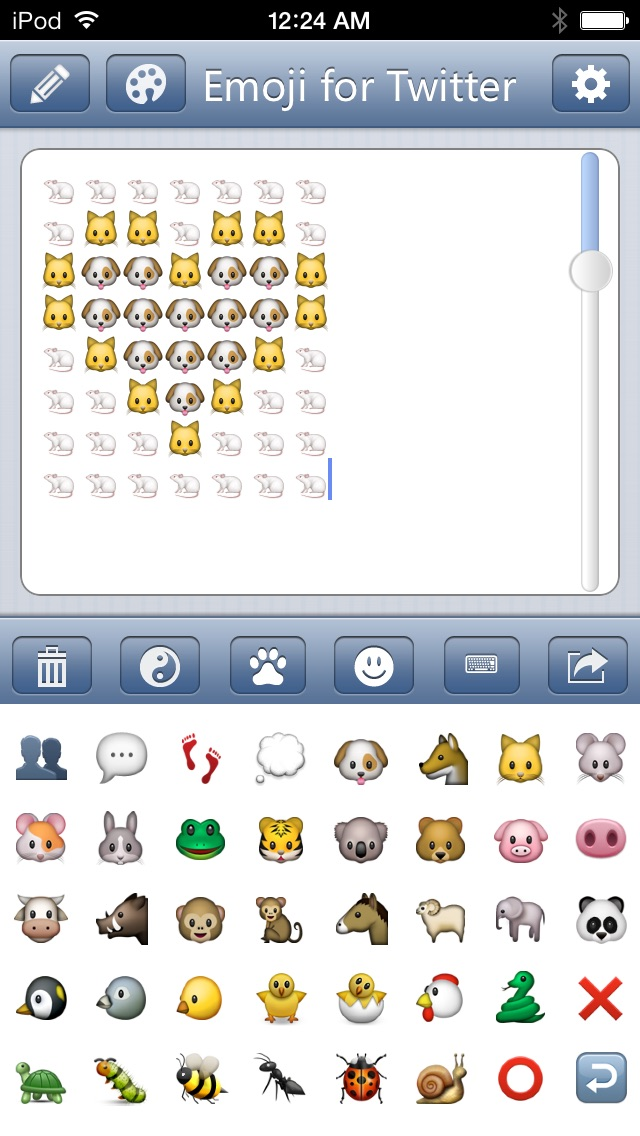 Emoji For Twitter Make Long Tweet With Characters Symbols
