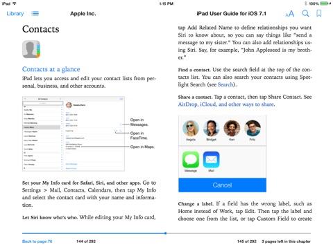 ipad user guide for ios 7 1 by apple inc on ibooks rh itunes apple com user guide for ios 7 ipad mini ipad user guide ios 10 pdf