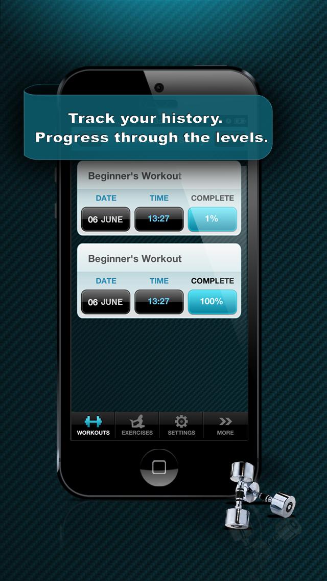 点击获取Ab Workout Free - Abdominal Crunch Exercise Workouts