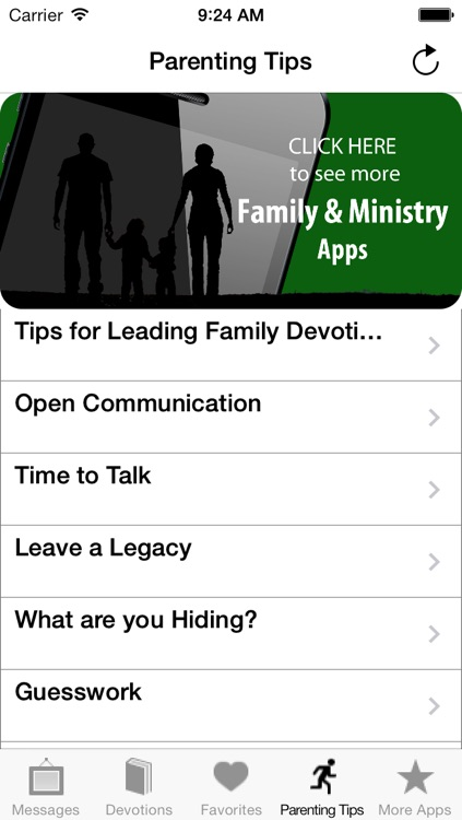 Family Action Pack Devotions