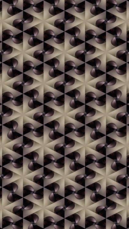 Kaleidoscope Camera GL lite screenshot-4