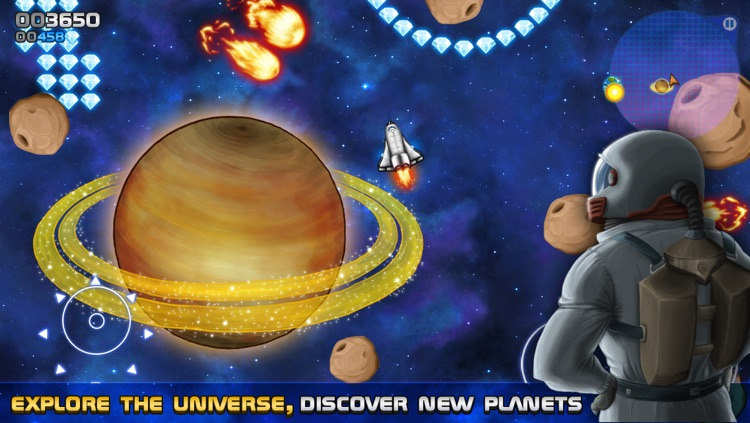 Infinity Space screenshot-3