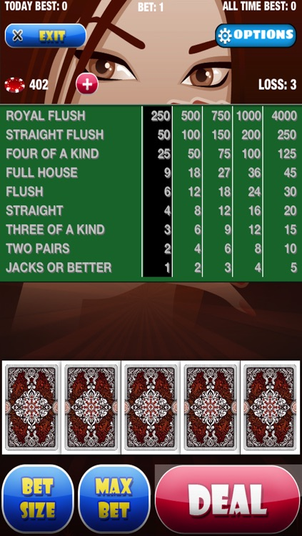 Royal Flush Poker screenshot-3