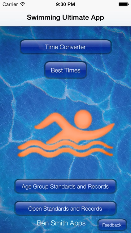 Swimming Converter screenshot-0