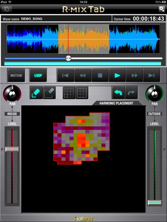R-MIX Tab screenshot-3