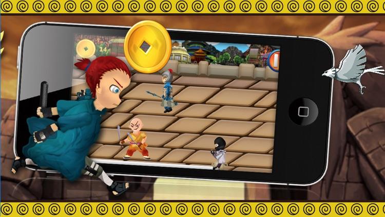 Konoha Temple Adventure - Brave Little Ninja Run screenshot-3