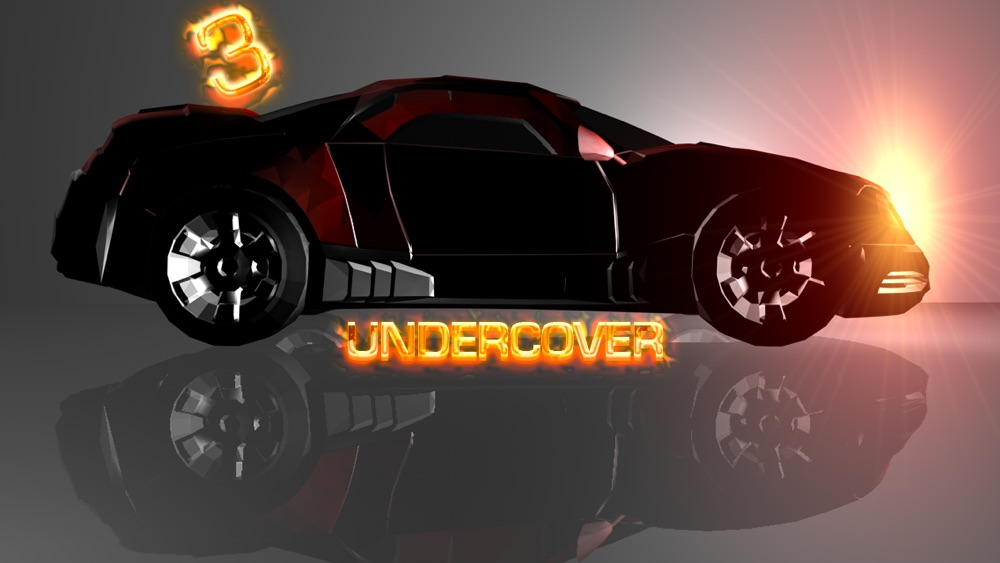 Police Chase Smash 3: UnderCover
