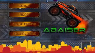 Abaiser Monster Trucks Vs Zombies: Free Words War Game-4
