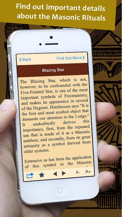 Masonic Rituals Reference - The Masonic Ritual Monitor and Symbolism Guide