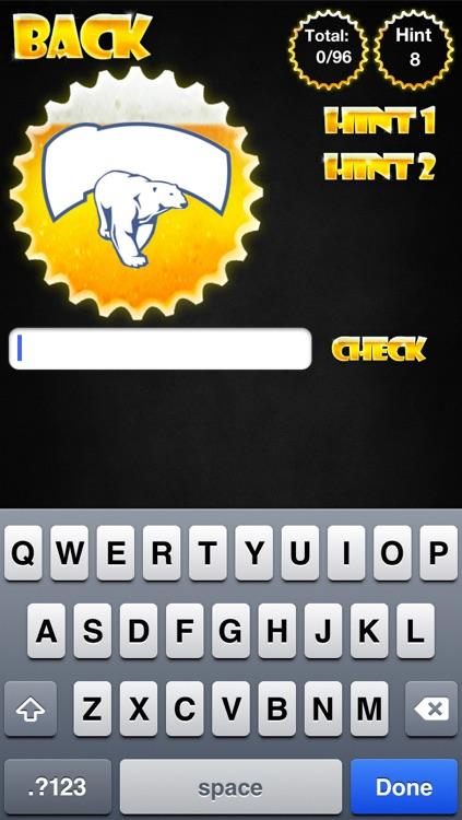 Beer Logo Quiz screenshot-4