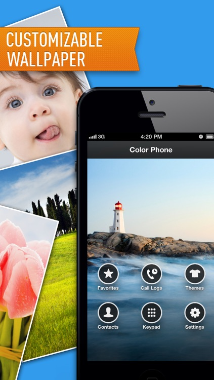 Color Phone Pro screenshot-3